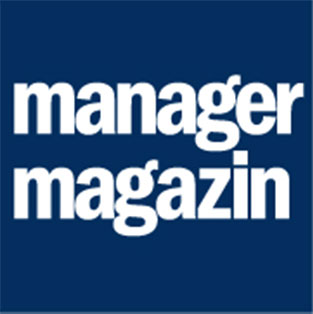 Logo Manager Magazin